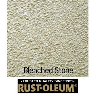 rust oleum stone spray paint bleached stone 400ml from. Black Bedroom Furniture Sets. Home Design Ideas