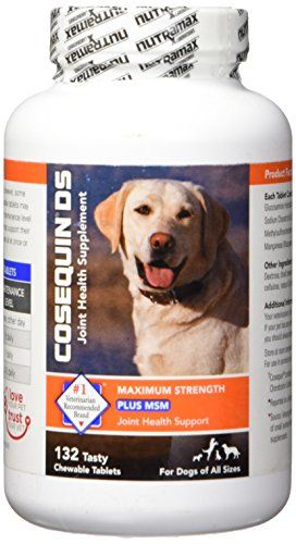 Nutramax Cosequin Ds Plus With Msm Chewable Tablets 132 Https