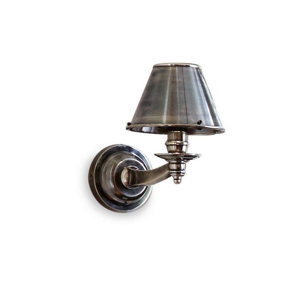 Loberon Wandlampe »Portia« Für 134,95u20ac. Komplett Aus Messing Gefertigt,