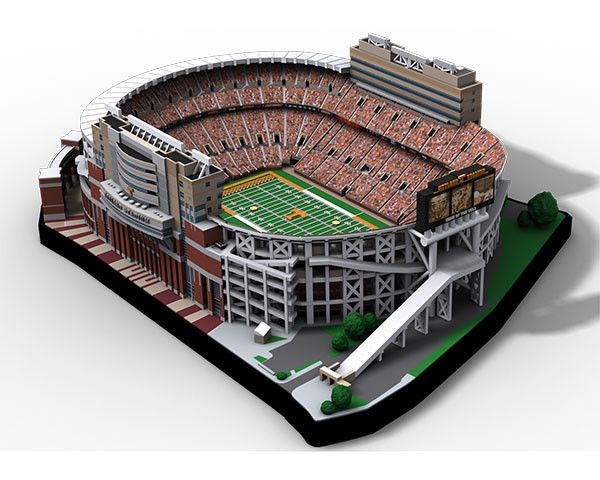 For Dad! Tennessee Vols 2015 Neyland Stadium Replica ...