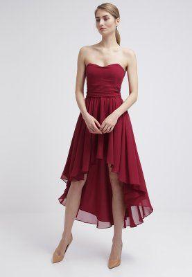 In diesem roten Kleid verzauberst du alle. Swing ...