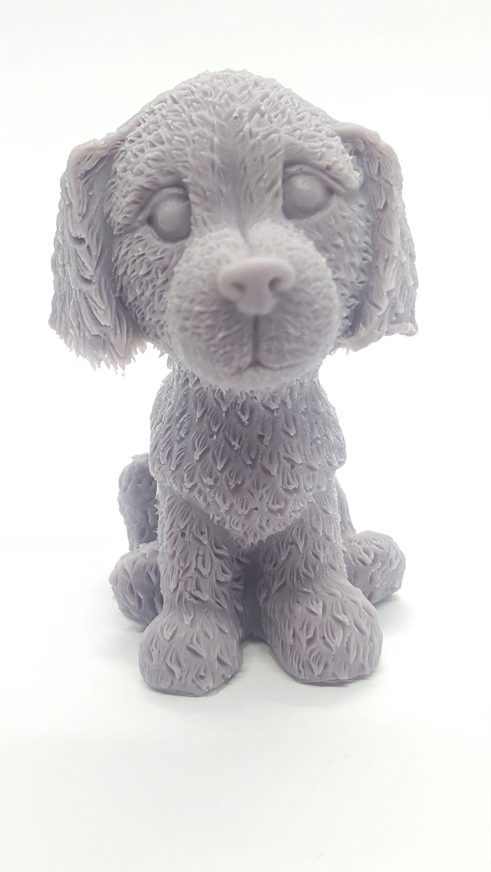Wer Hat Mich Lieb Hunde Welpen Seife Gast Geschenk Idee