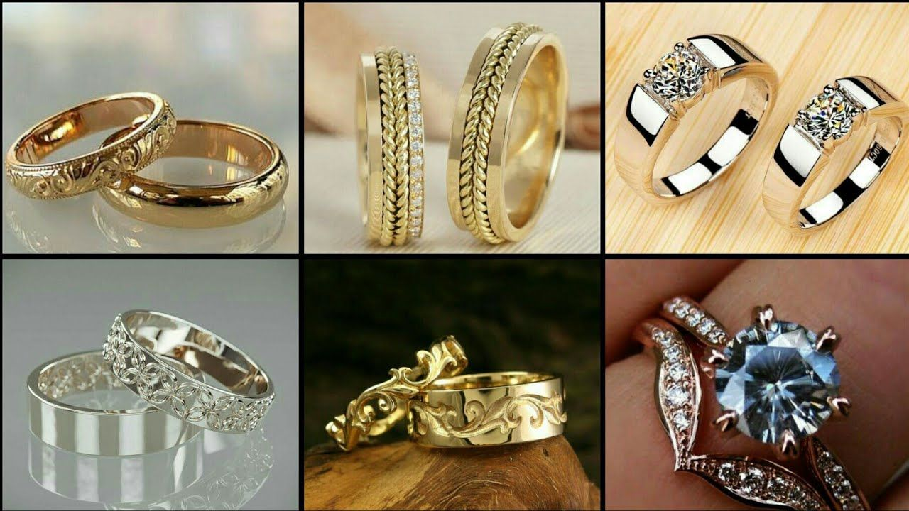 Wedding Rings Gold New Design 2019 In 2020 Wedding Rings Sets Gold Antique Wedding Rings Wedding Rings Prices
