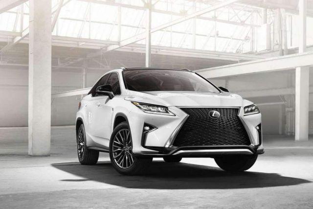 2018 Lexus Rx 350 Redesign Release Date