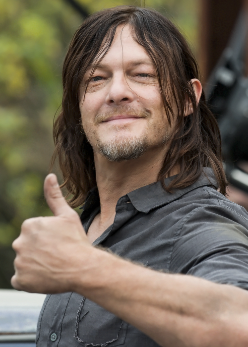 The Walking Dead Daryl Dixon Played By Norman Reedus The Walking Dead Norman Reedus Norman Reedus Smile