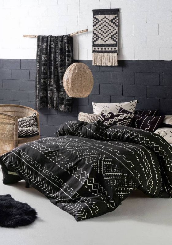 Best Global Decor Ideas–How To Incorporate Mudcloth In Your Home African Home Decor African 400 x 300