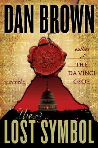 Book Cover Of The Lost Symbol Robert Langdon Book 3 By Dan Brown