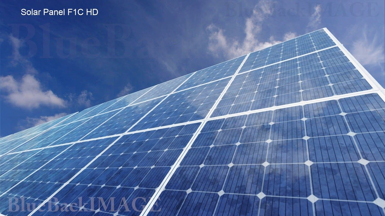 Stock Footage Solar Panels Renewable Energy Sun Power Green Clean Solar Sun Power Solar Panels Solar