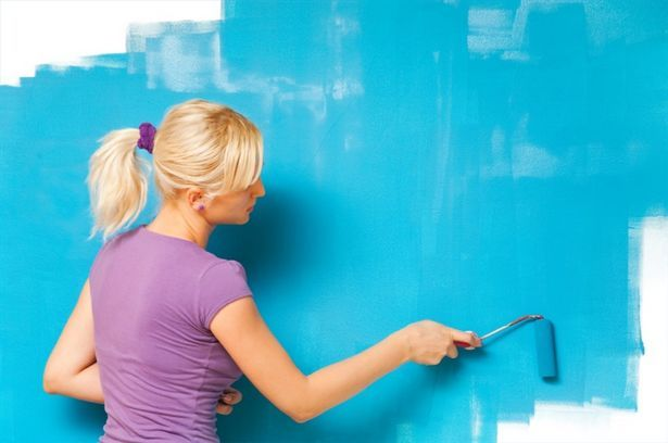How To Cover Old Painted Concrete Walls Creative Ideas
