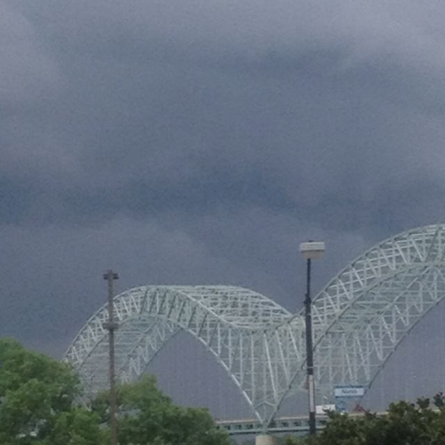 Weather Over Memphis!