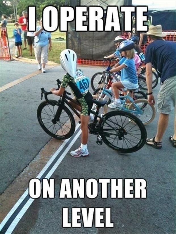 Funny Pictures Of The Day - 91 Pics | Cycling memes, Bike humor, Cycling  funny