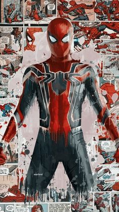 Marvel stuff (English)