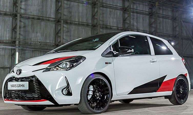 2018 Toyota Yaris Grmn 26k For A Yaris They Re Having A Laugh