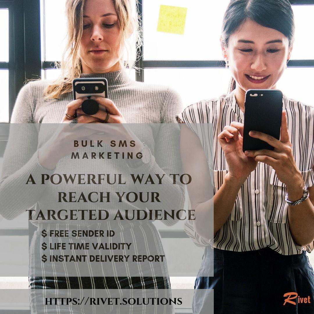 BULK SMS MARKETING Enterprise SMS marketing solution