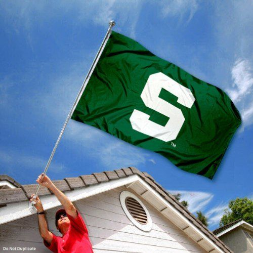 UNC North Carolina Charlotte 49ers University Large College Flag