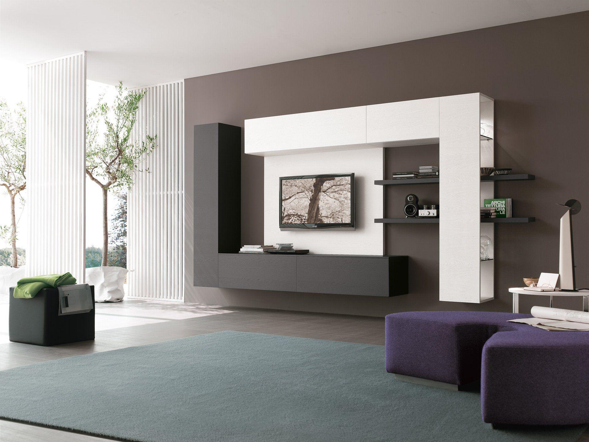 Wohnzimmer Ideen: High-Tech-Wohnzimmer | Wohnzimmer designs ...
