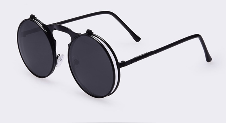 Steampunk Glasses - Flip Up