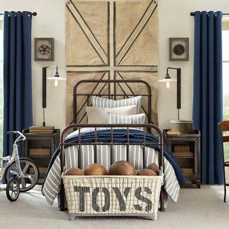 retro teenage bedroom ideas