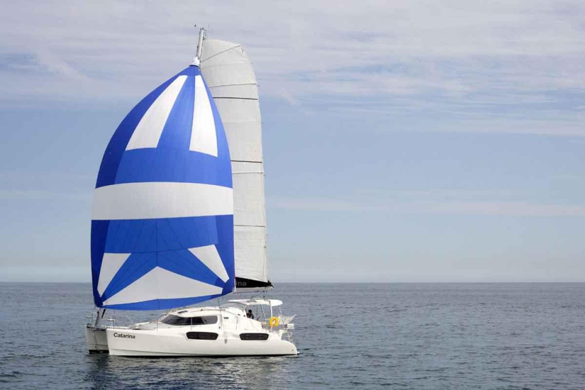 Maverick 400   Catamaran, Sailing, Mavericks