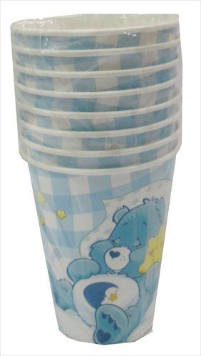 Care Bears Boy's 1st Birthday Paper Cups
