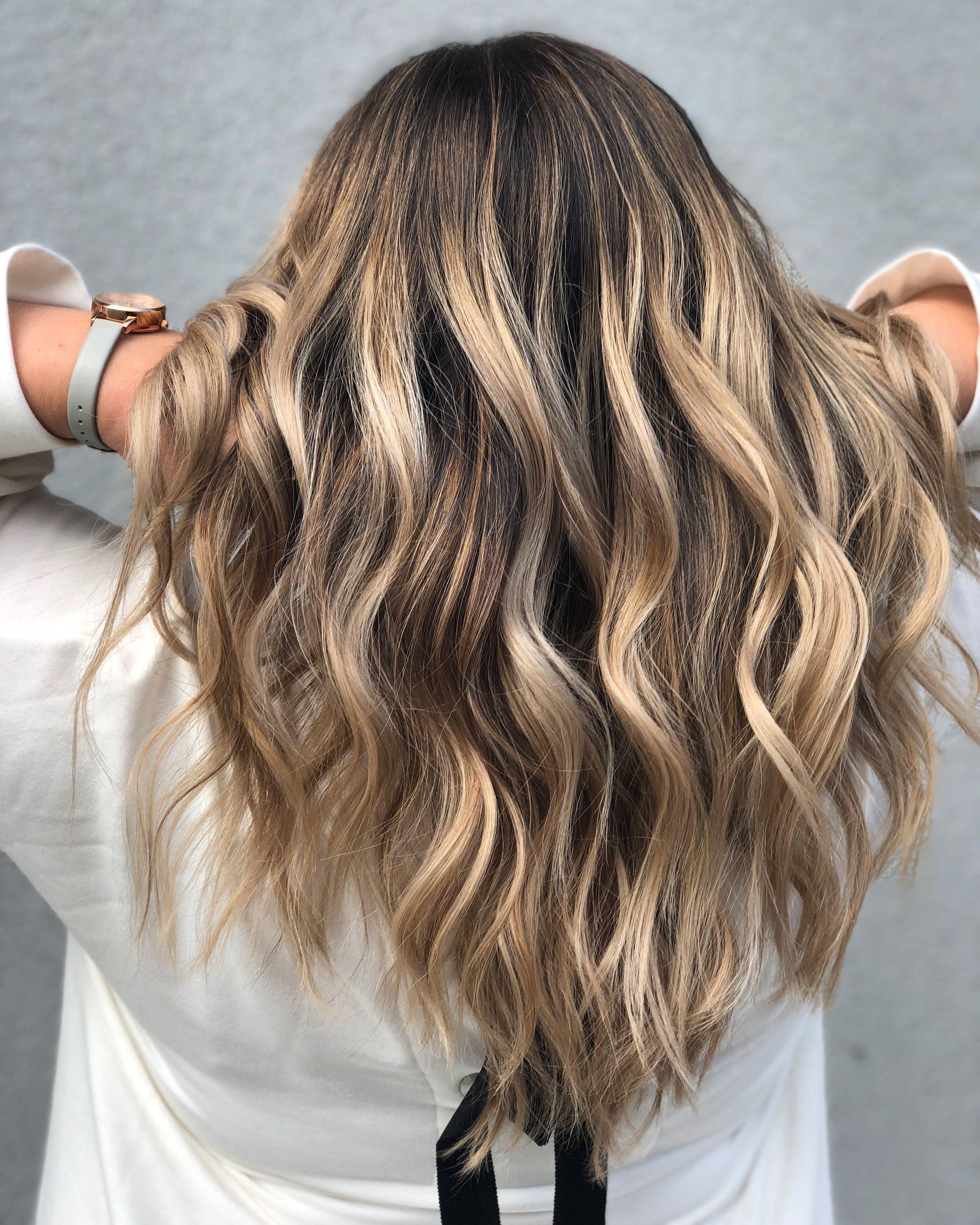 Yeni Trend: Bronde Saç Rengi ve Modelleri 2019