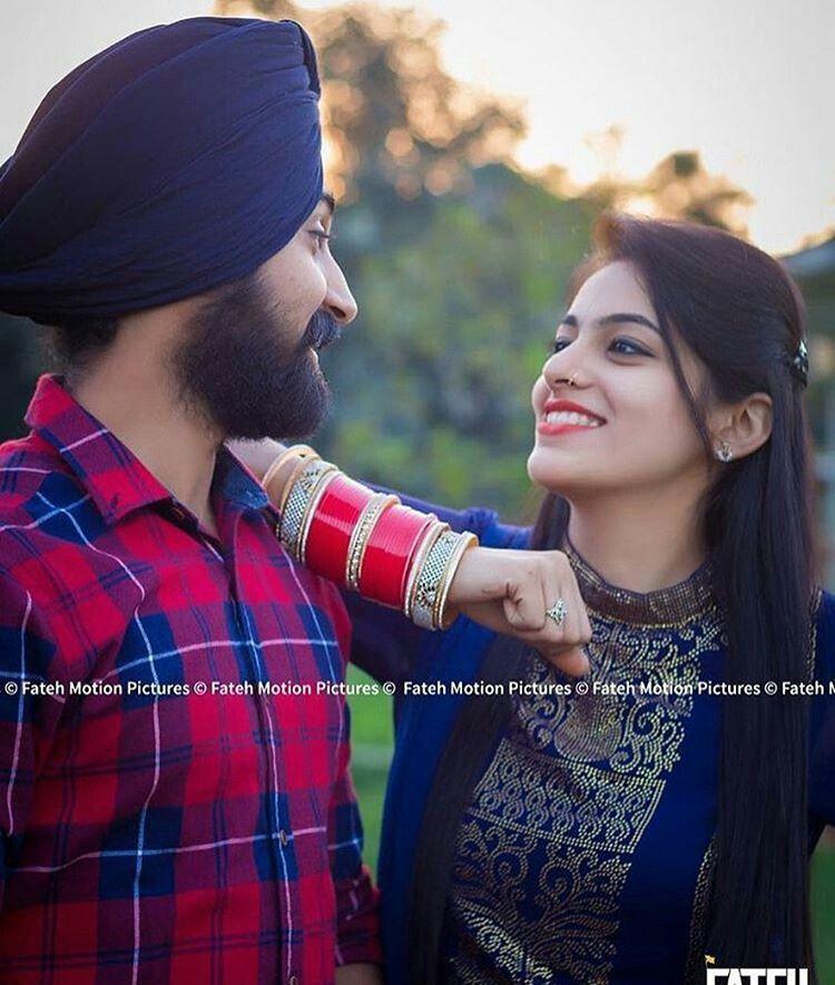 sweet couple punjabi ghaint