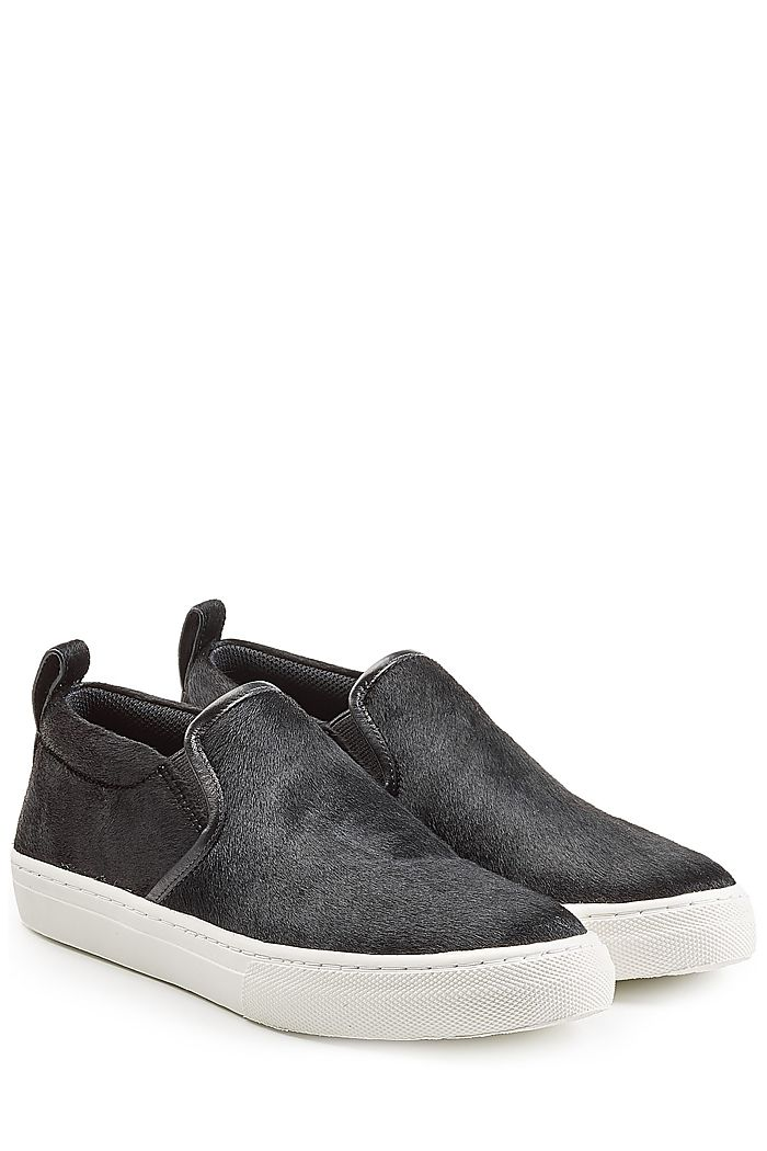 MARC JACOBS - Calf Hair Slip on Sneakers | STYLEBOP.com