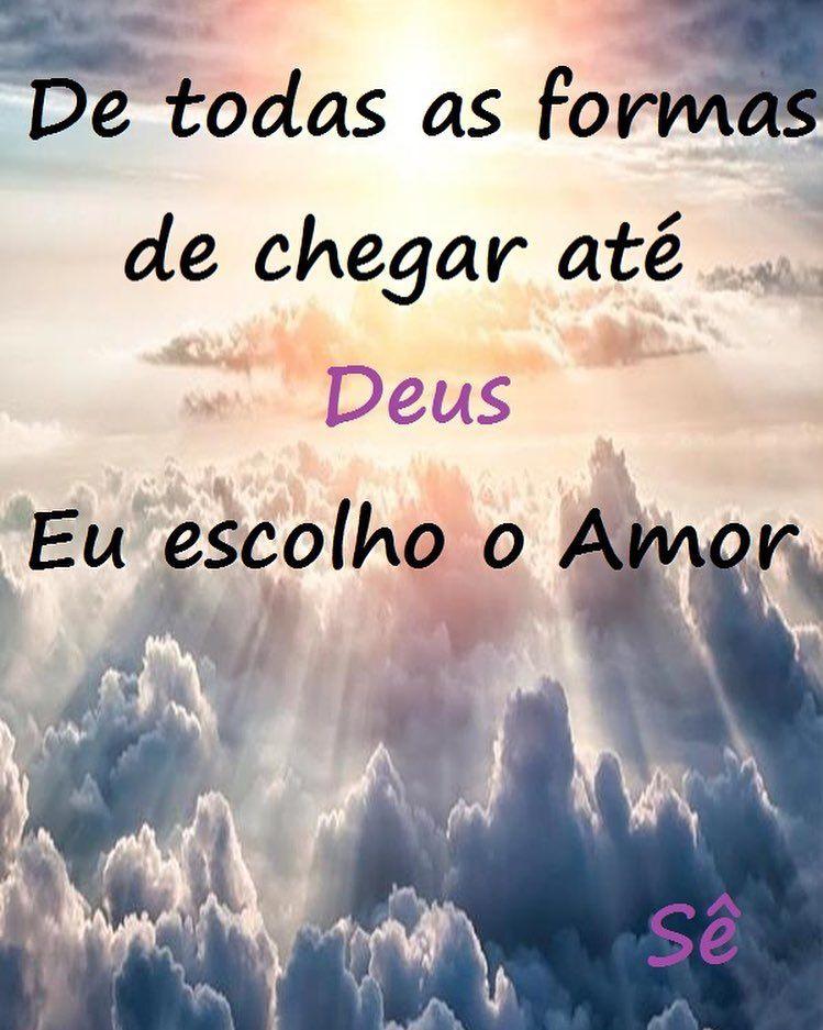 Bom Dia Feliz Sexta Para Todos Deus Amor Escolha Pensamento