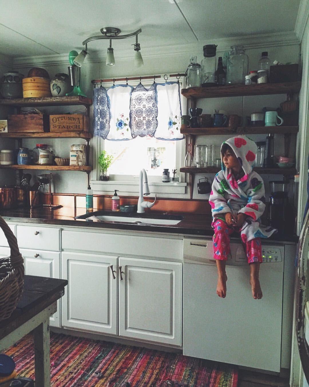 Kitchen Vibes. Sleepingwillowfarm On Instagram