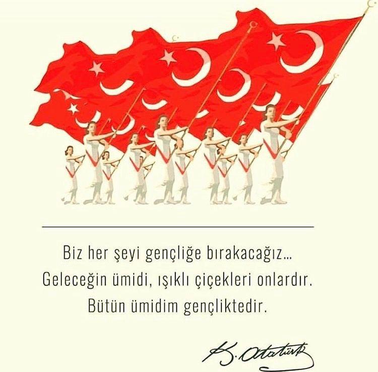 19 Mayıs Atatürk\'ü Anma Gençlik ve Spor Bayram\'ı | 3.sinif | Pinterest