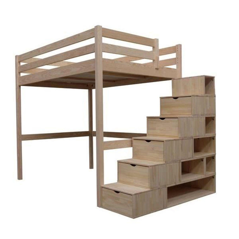 lit mezzanine 1 place ikea loft bed
