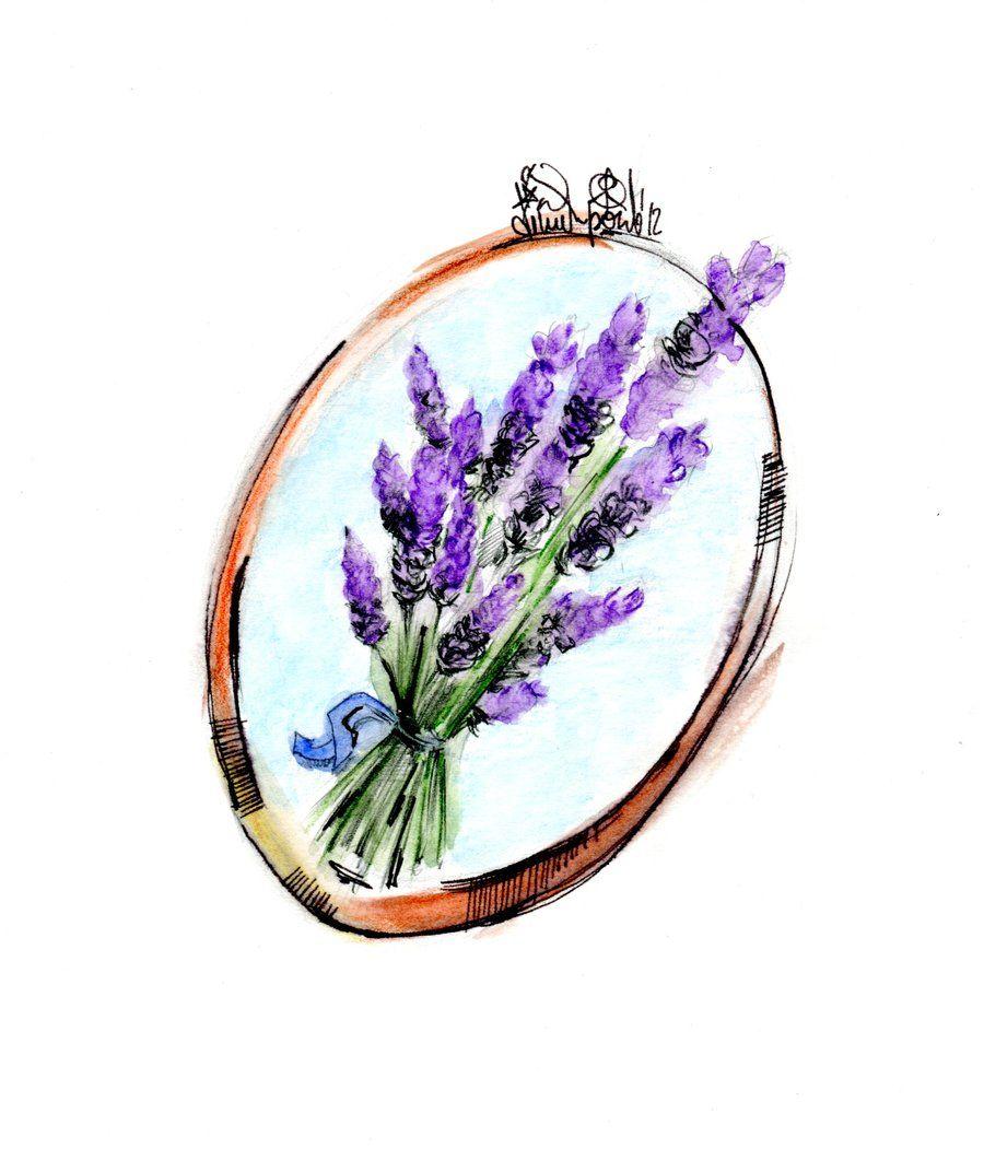 Lavender by Dimed-roll.deviantart.com on @deviantART