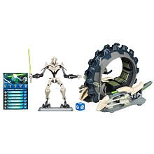 Star Wars General Grievous with Attack Cycle
