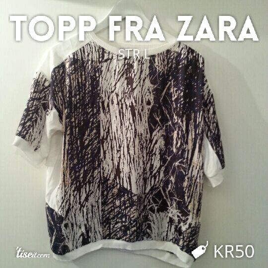 Genser fra Zara • Tise