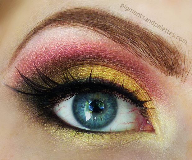 """"""" Pigments and Palettes """" Makeup by Meredith Jessica"""