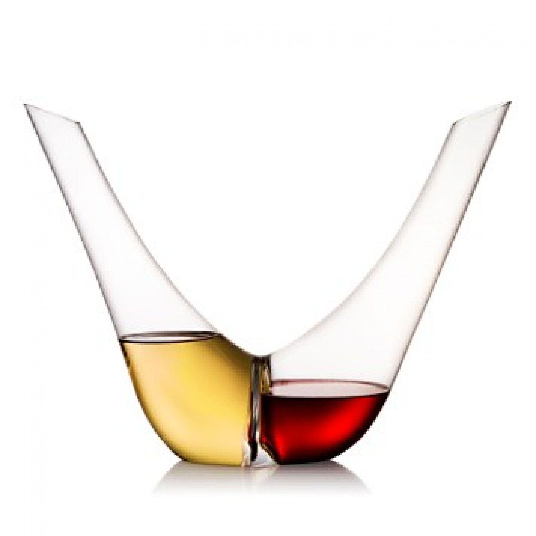 Modern Red Wine Decanter