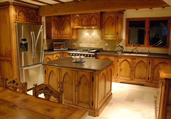 gothic kitchen - Google Search | Kitchens | Pinterest | Gothic ...