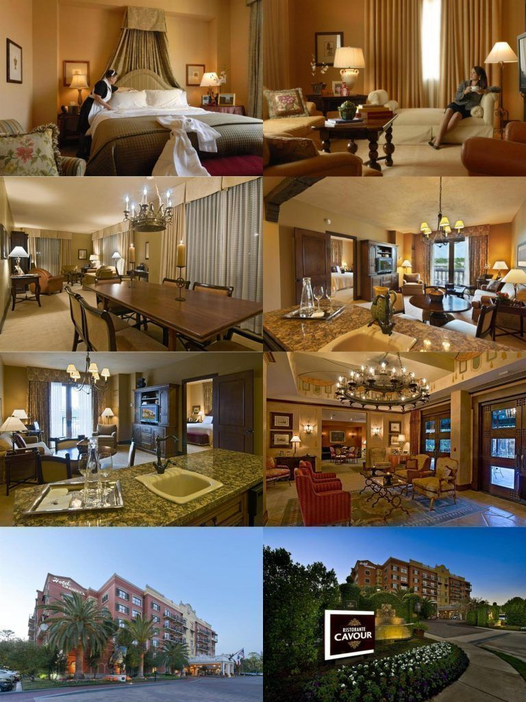 Hotel Granduca Houston Offers 5 Star Accommodation In It Provides Complimentary Wi Fi A Fitness Centre And Golf Course This Luxury