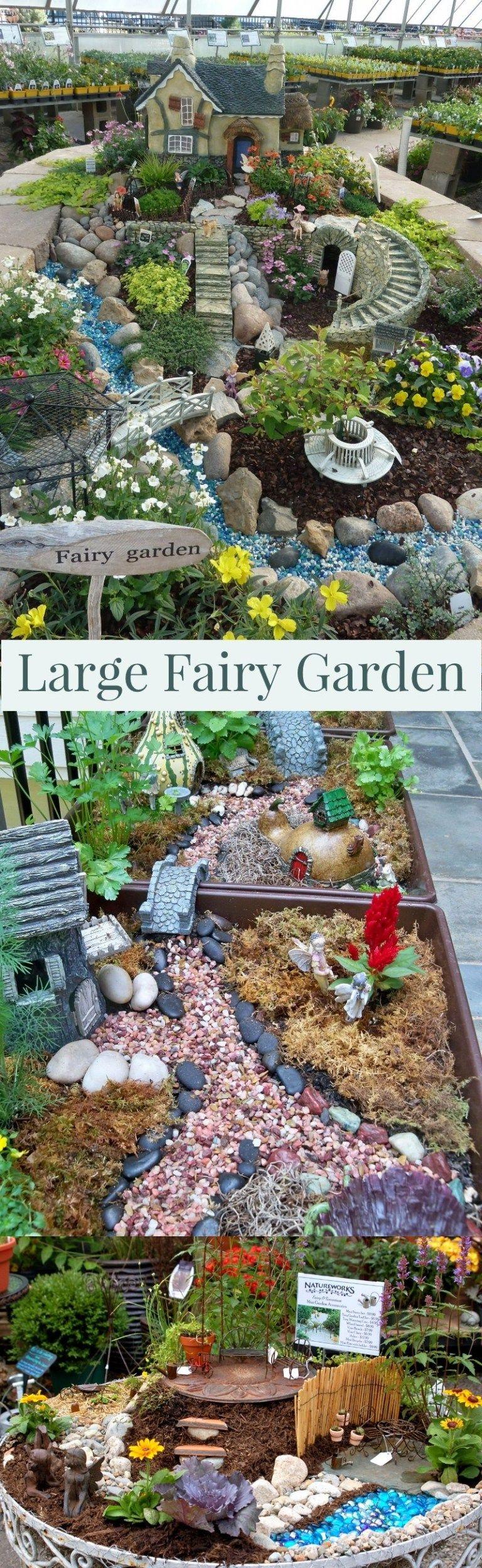 Diy Fairy Garden Ideas Indoor Fairy Gardens Fairy Garden Houses