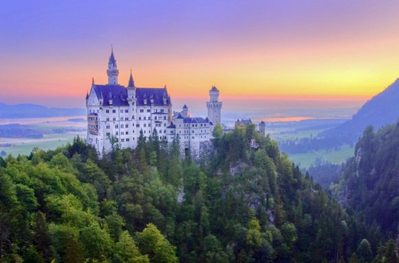 27 Inspiring Places To See Before You Die Neuschwanstein Castle Places To See Germany Castles