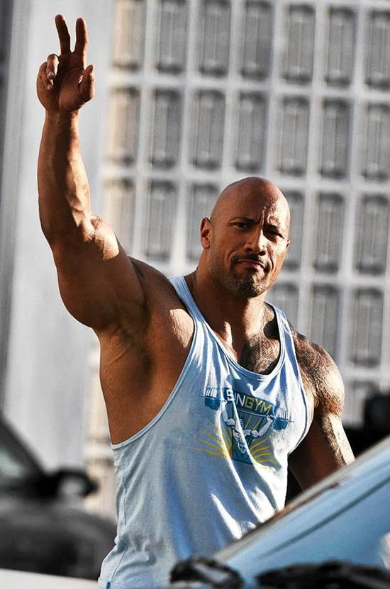 O The Newest Wrestling Wallpapers On Dwayne Johnson Perfeito In