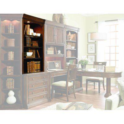 """Darby Home Co Reba 56"""" H x 32"""" W Desk Hutch"""