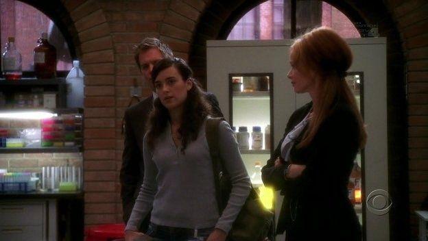 Tony, Ziva & Jenny.