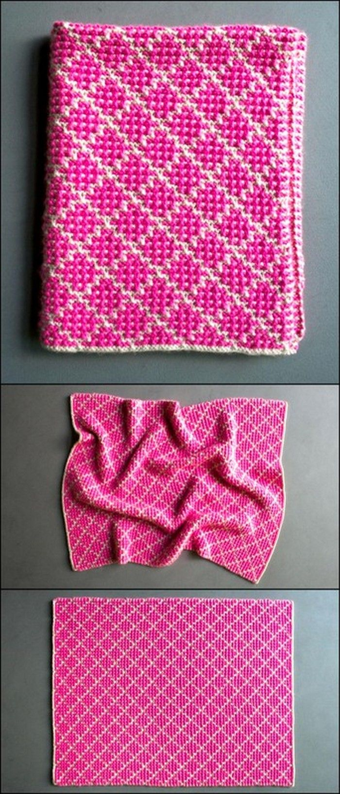 Photo of Small Baby Girl Blanket Free Crochet Pattern