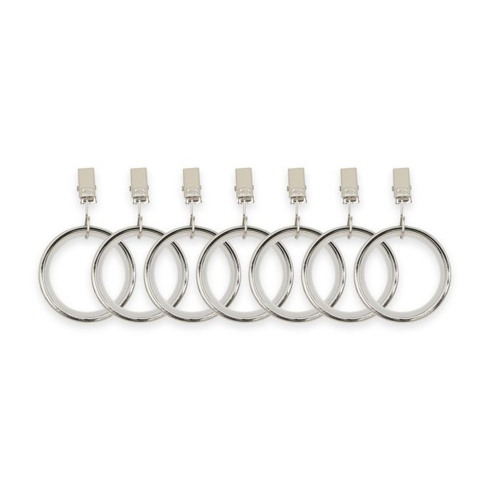 Umbra Cappa Curtain Rings