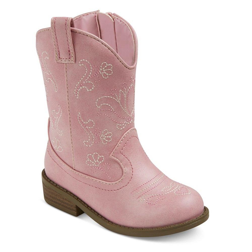 be3d3dc1b5f Shell be ready for the rodeo with these Toddler Girls' Chloe Classic ...
