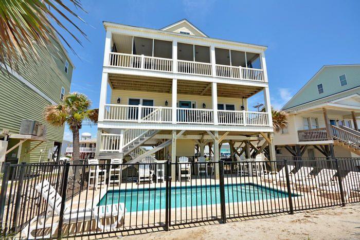 myrtle beach vacation rentals surfs up myrtle beach cherry rh pinterest com