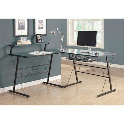 l shape computer desk in 2018 office guest room pinterest desk rh pinterest com
