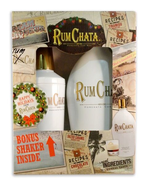 RumChata Holiday Gift Set | These Are A Few Of My Favorite Things ...