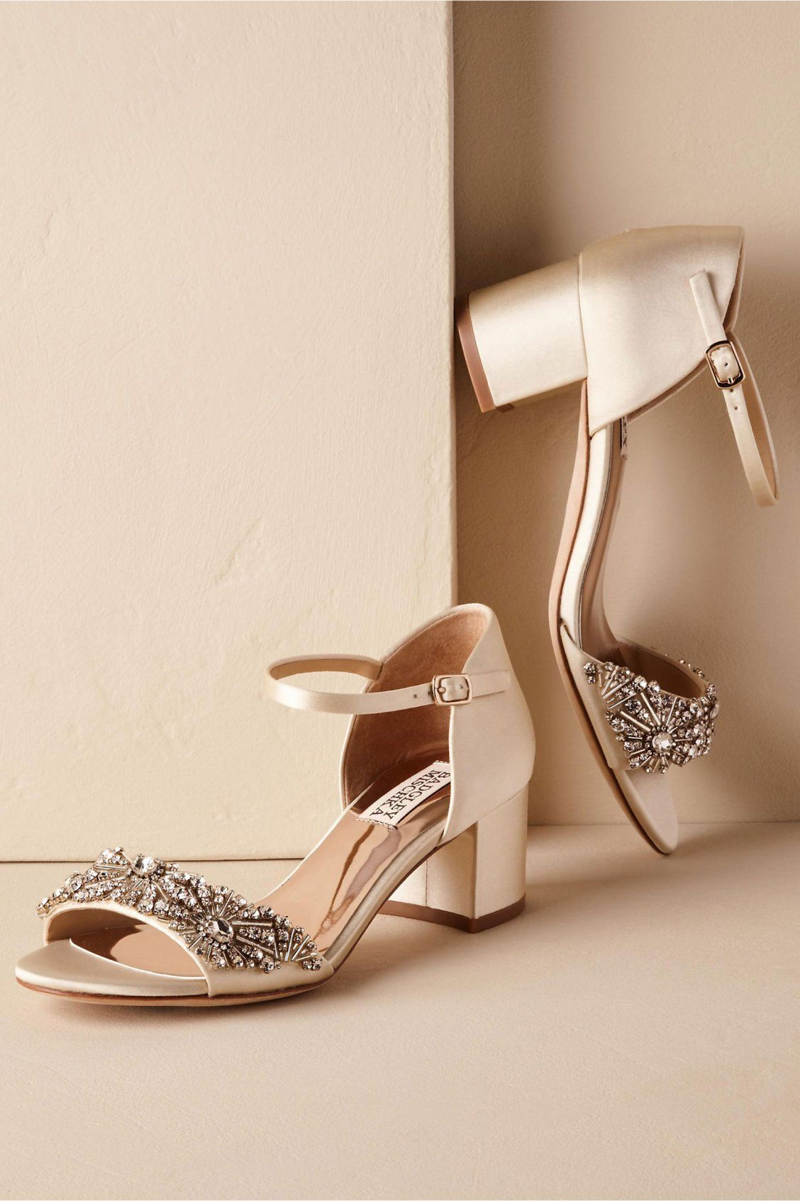 Gilliane Heels from BHLDN Wedding shoes, Bridal shoes